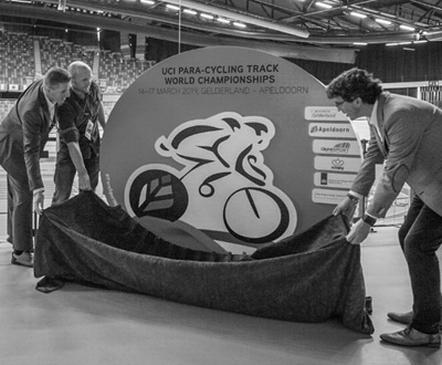 UCI WK Para-Cycling Track